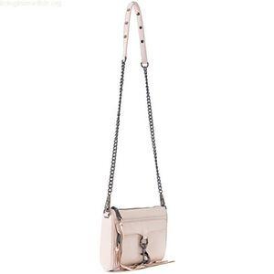 Rebecca Minkoff Bags - NWT REBECCA MINKOFF • Blush Mini MAC Crossbody Bag